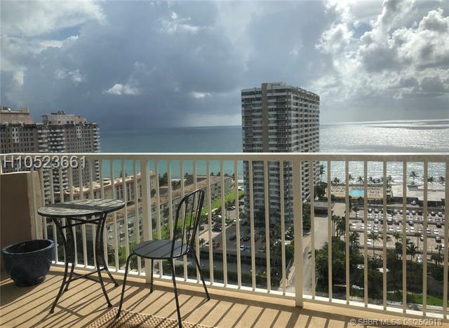1965 Ocean Dr 18G, Hallandale, FL 33009 (MLS #H10523661) :: Green Realty Properties