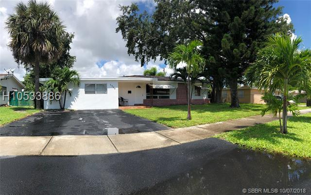 3309 17th St, Fort Lauderdale, FL 33312 (MLS #H10533886) :: Green Realty Properties