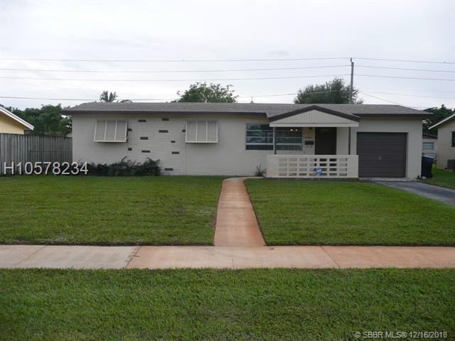 3200 22nd Ct, Fort Lauderdale, FL 33312 (MLS #H10578234) :: Green Realty Properties