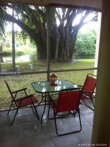 4141 NW 21st St #103, Lauderhill, FL 33313 (MLS #H10170478) :: Green Realty Properties