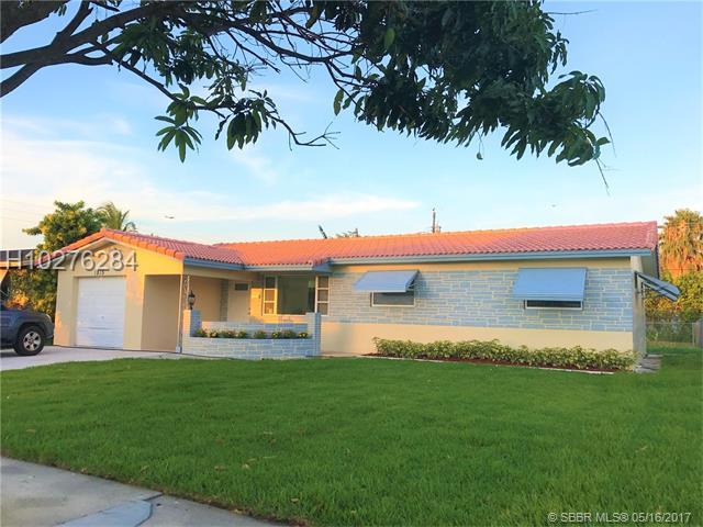 1815 N 43rd Ave, Hollywood, FL 33021 (MLS #H10276284) :: RE/MAX Presidential Real Estate Group