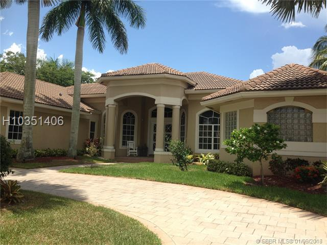 2545 Sanctuary Dr, Weston, FL 33327 (MLS #H10351406) :: Green Realty Properties