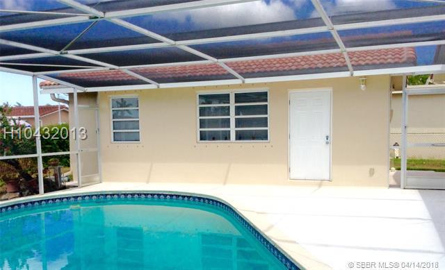 5301 Grant St, Hollywood, FL 33021 (MLS #H10432013) :: Green Realty Properties