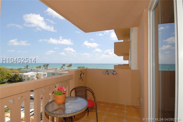 1601 Ocean Dr #701, Hollywood, FL 33019 (MLS #H10452514) :: Green Realty Properties