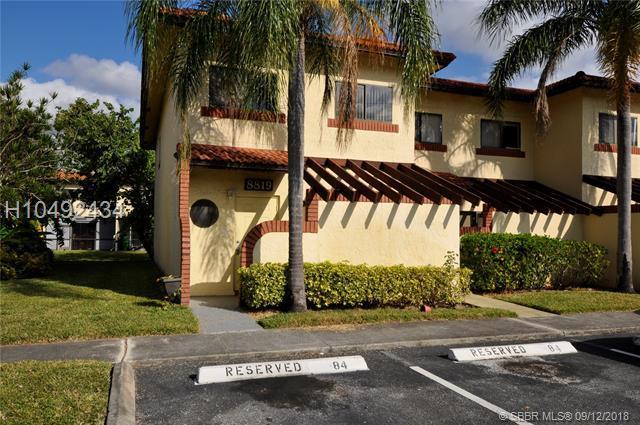 8819 Springtree Lakes Dr #8819, Sunrise, FL 33351 (MLS #H10492434) :: Green Realty Properties