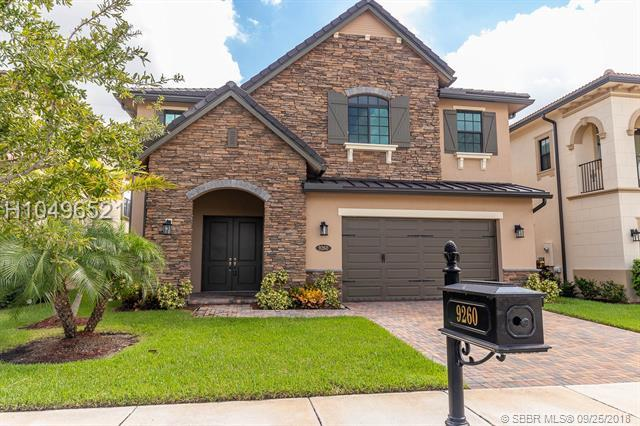9260 Meridian Dr. E., Parkland, FL 33076 (MLS #H10496521) :: Green Realty Properties