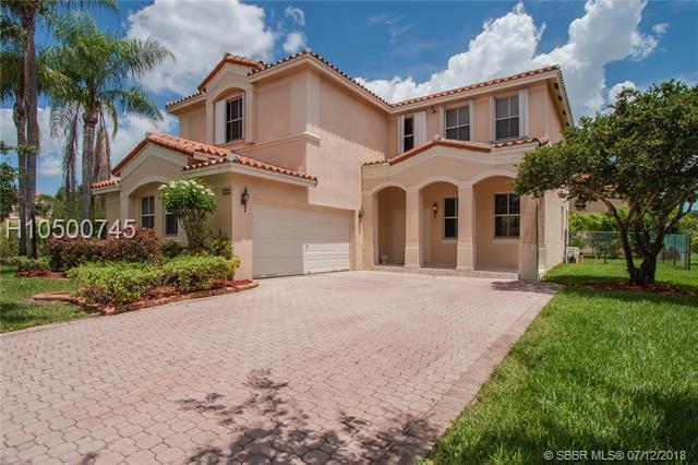 16441 39th St, Miramar, FL 33027 (MLS #H10500745) :: Green Realty Properties