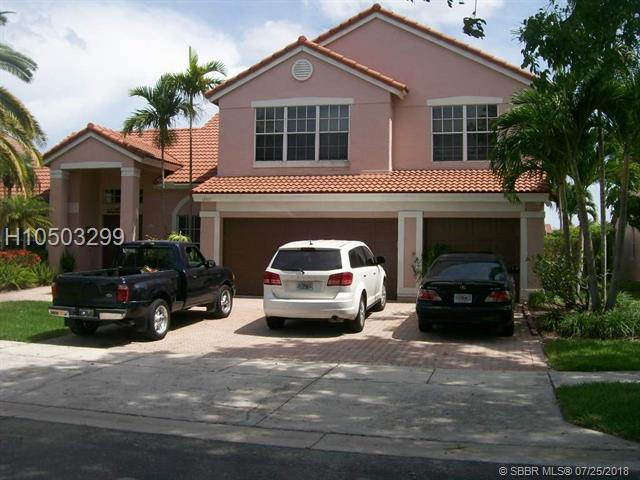 19406 13th St, Pembroke Pines, FL 33029 (MLS #H10503299) :: Green Realty Properties