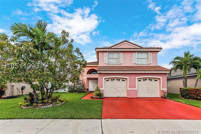 16589 8th St, Pembroke Pines, FL 33028 (MLS #H10511993) :: Green Realty Properties