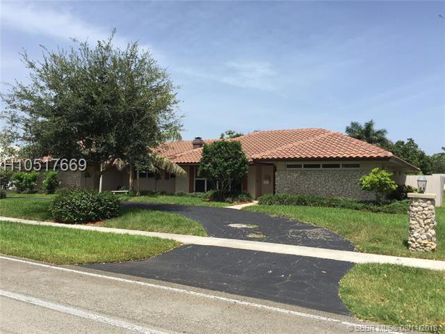 160 El Dorado Pkwy, Plantation, FL 33317 (MLS #H10517669) :: Green Realty Properties