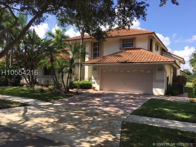1508 183 TERRACE, Pembroke Pines, FL 33029 (MLS #H10554216) :: Green Realty Properties