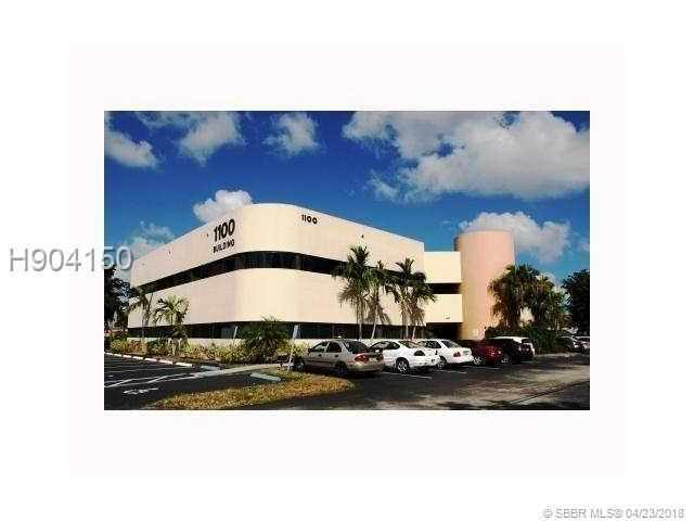 1100 State Road 7 #103, 3540, FL 33063 (MLS #H904150) :: Green Realty Properties