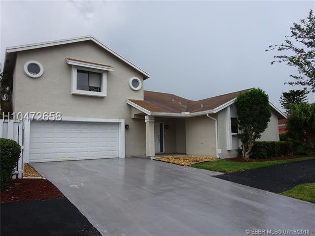 9867 Orange Park Trl, Boca Raton, FL 33428 (MLS #H10472658) :: Green Realty Properties