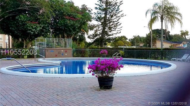 7895 Margate Blvd #205, Margate, FL 33063 (MLS #H10552208) :: Green Realty Properties