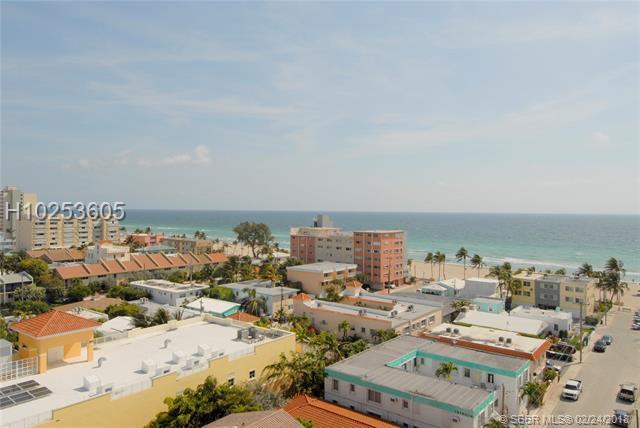 801 S Ocean Dr #1103, Hollywood, FL 33019 (MLS #H10253605) :: Green Realty Properties