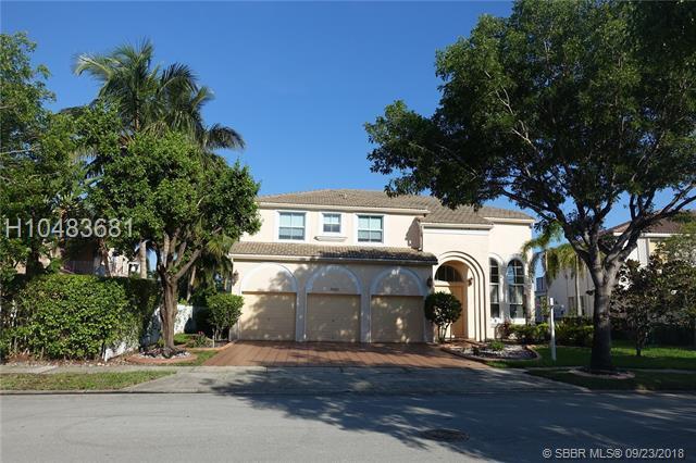 5091 158th Ave, Miramar, FL 33027 (MLS #H10483681) :: Green Realty Properties