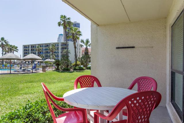 400 Padre Blvd. #104, South Padre Island, TX 78597 (MLS #89473) :: The Martinez Team
