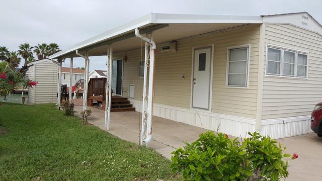 674 E Clam Circle, Port Isabel, TX 78578 (MLS #89587) :: The Martinez Team