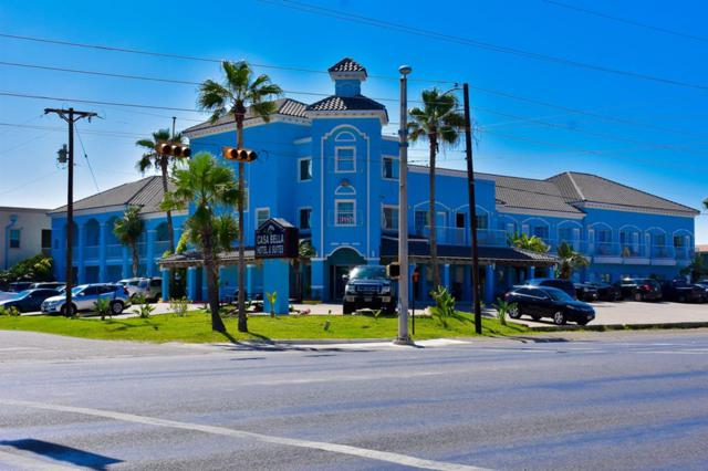 5601 W Padre Blvd. 46 Rooms, South Padre Island, TX 78597 (MLS #89934) :: Realty Executives Rio Grande Valley