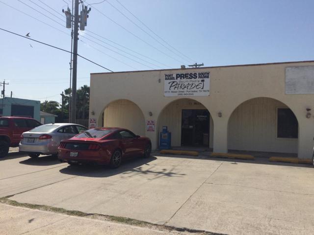 101 E Maxan St., Port Isabel, TX 78578 (MLS #90066) :: The Monica Benavides Team at Keller Williams Realty LRGV