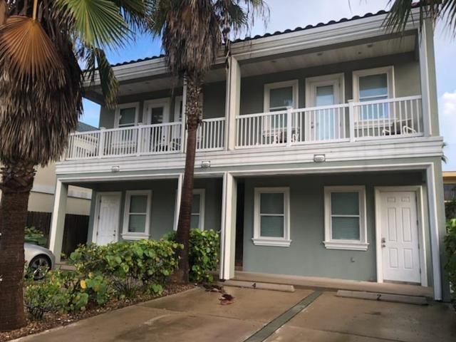 124 E Saturn Lane #2, South Padre Island, TX 78597 (MLS #90232) :: Realty Executives Rio Grande Valley