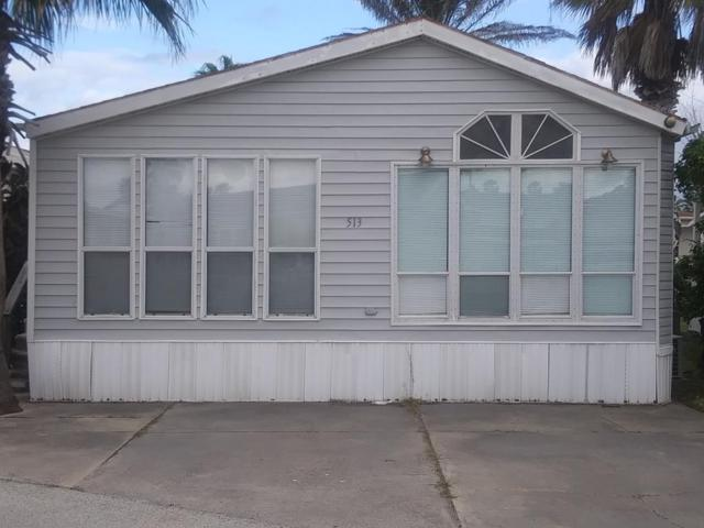 513 W Clam Circle, Port Isabel, TX 78578 (MLS #90787) :: The Monica Benavides Team at Keller Williams Realty LRGV