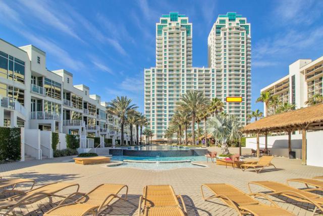 310A Padre Blvd. #1102, South Padre Island, TX 78597 (MLS #91061) :: Realty Executives Rio Grande Valley