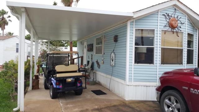 750 W Clam Circle, Port Isabel, TX 78578 (MLS #91080) :: The Monica Benavides Team at Keller Williams Realty LRGV