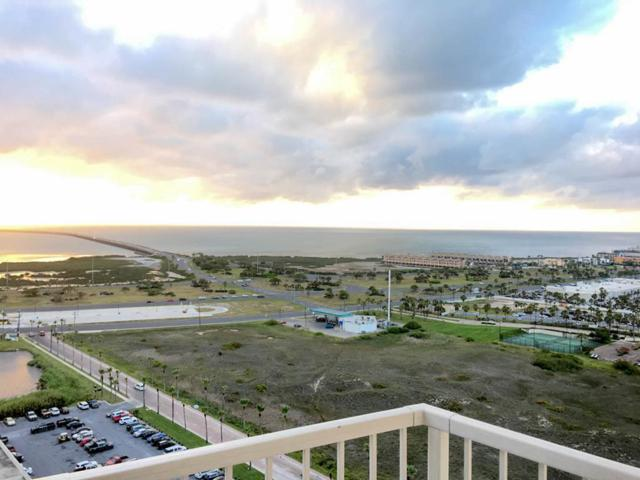 310A Padre Blvd. #1705, South Padre Island, TX 78597 (MLS #91098) :: The Monica Benavides Team at Keller Williams Realty LRGV