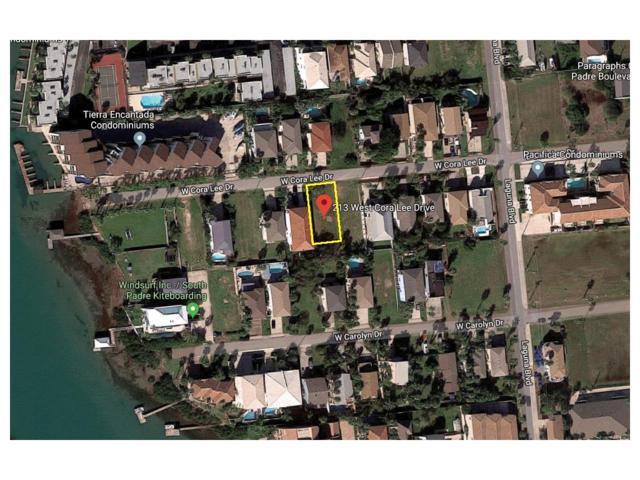 213 W Cora Lee Dr., South Padre Island, TX 78597 (MLS #91145) :: Realty Executives Rio Grande Valley