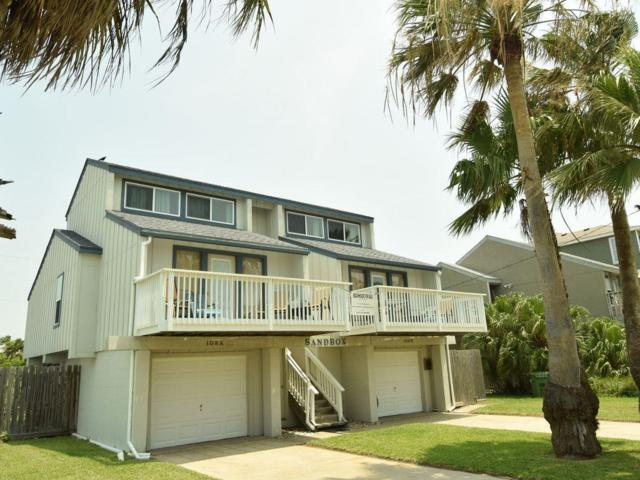 108 E Georgia Ruth Dr. A B C, South Padre Island, TX 78597 (MLS #91250) :: The MBTeam