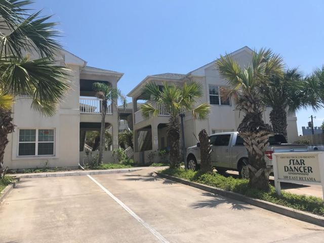 109 E Retama St. #3, South Padre Island, TX 78597 (MLS #91274) :: Realty Executives Rio Grande Valley