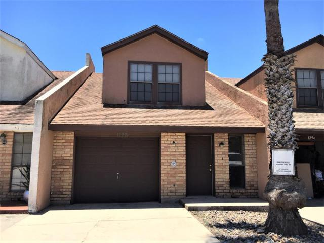 129 E Campeche St. B, South Padre Island, TX 78597 (MLS #91329) :: The Monica Benavides Team at Keller Williams Realty LRGV