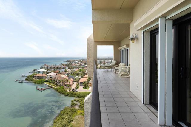 5101 Laguna Blvd. #1701, South Padre Island, TX 78597 (MLS #91371) :: Realty Executives Rio Grande Valley