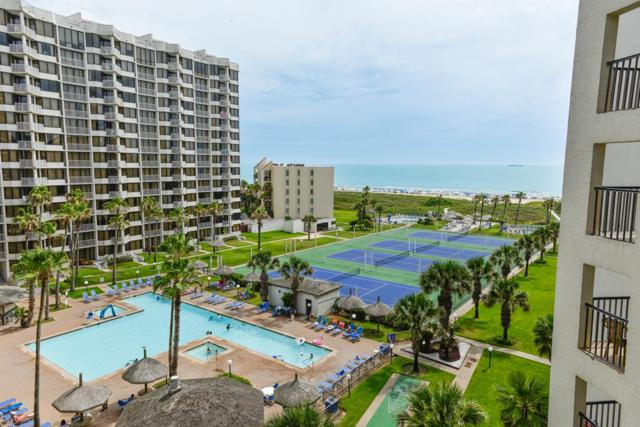 406 Padre Blvd. #708, South Padre Island, TX 78597 (MLS #91472) :: Realty Executives Rio Grande Valley