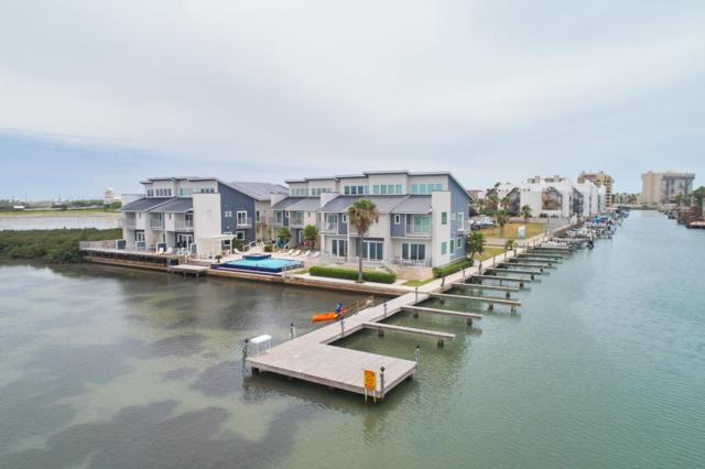 6101 Padre Blvd. #101, South Padre Island, TX 78597 (MLS #91482) :: The Monica Benavides Team at Keller Williams Realty LRGV