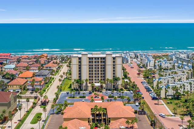 111 E Hacienda Blvd. #401, South Padre Island, TX 78597 (MLS #91557) :: The Monica Benavides Team at Keller Williams Realty LRGV