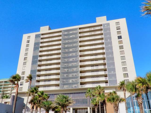 708 Padre Blvd. #1801, South Padre Island, TX 78597 (MLS #91559) :: The MBTeam