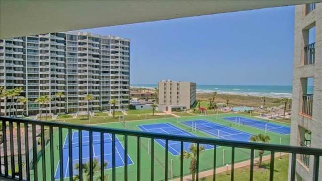406 Padre Blvd. #604, South Padre Island, TX 78597 (MLS #91573) :: The Monica Benavides Team at Keller Williams Realty LRGV