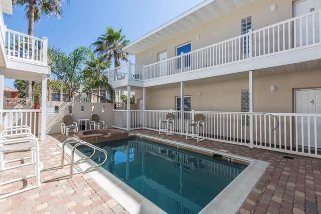 125 E Esperanza St. #9, South Padre Island, TX 78597 (MLS #91607) :: The Monica Benavides Team at Keller Williams Realty LRGV