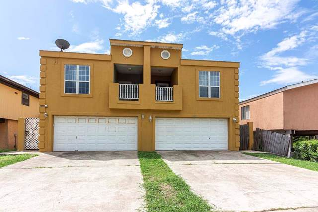 107 E Cora Lee Dr. A, South Padre Island, TX 78597 (MLS #91708) :: The Monica Benavides Team at Keller Williams Realty LRGV