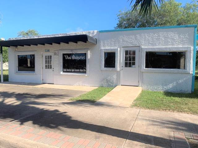 114 E Queen Isabella Blvd., Port Isabel, TX 78578 (MLS #91817) :: The Monica Benavides Team at Keller Williams Realty LRGV