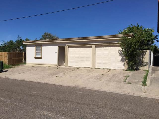 1202 Pompano Ave., Port Isabel, TX 78578 (MLS #91847) :: The Monica Benavides Team at Keller Williams Realty LRGV