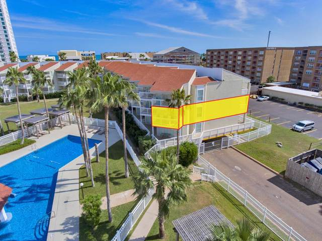 200 Padre Blvd. #1201, South Padre Island, TX 78597 (MLS #91898) :: The Monica Benavides Team at Keller Williams Realty LRGV