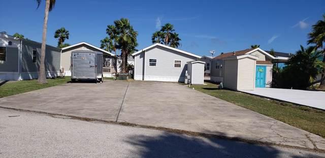 391 Sundial Circle, Port Isabel, TX 78578 (MLS #91927) :: The Monica Benavides Team at Keller Williams Realty LRGV