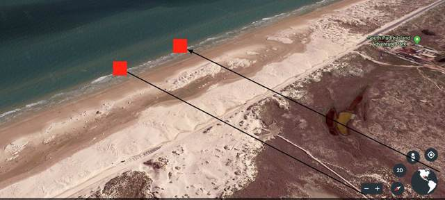 Tract 35 Highway 100, South Padre Island, TX 78597 (MLS #91928) :: The MBTeam