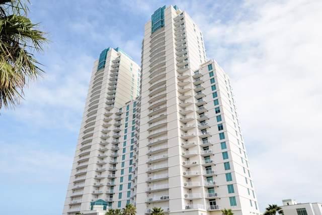 310a Padre Blvd. #805, South Padre Island, TX 78578 (MLS #91941) :: Realty Executives Rio Grande Valley