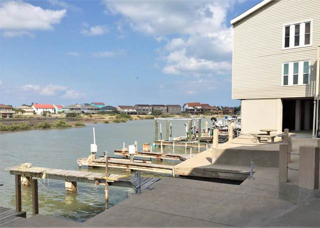 401 Island Ave. 53 B, Port Isabel, TX 78578 (MLS #91963) :: The Monica Benavides Team at Keller Williams Realty LRGV
