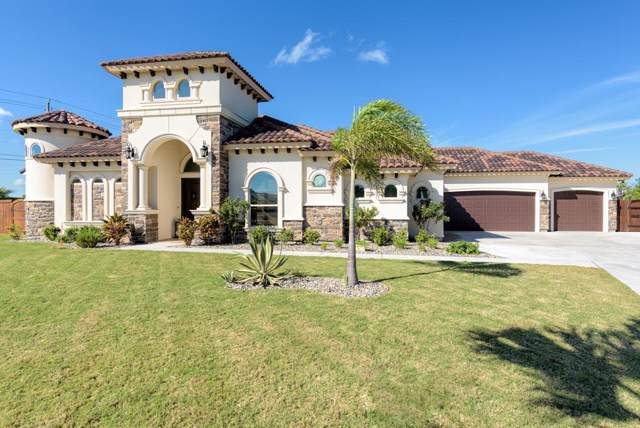 125 Lantana Lane, Laguna Vista, TX 78578 (MLS #91971) :: The Monica Benavides Team at Keller Williams Realty LRGV