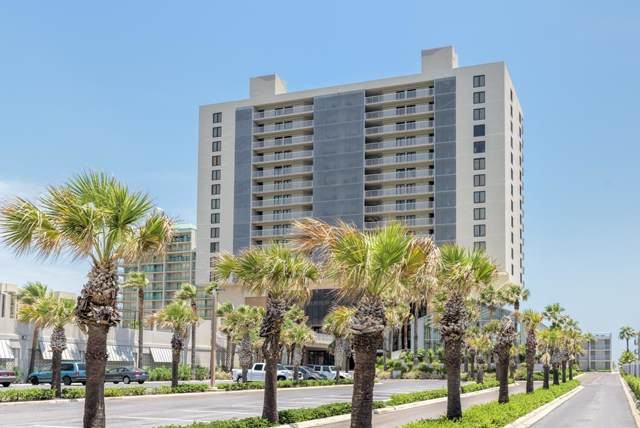 708 Padre Blvd. #705, South Padre Island, TX 78597 (MLS #92053) :: Realty Executives Rio Grande Valley